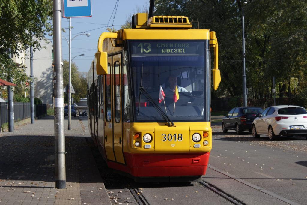 Public Transport in Warsaw