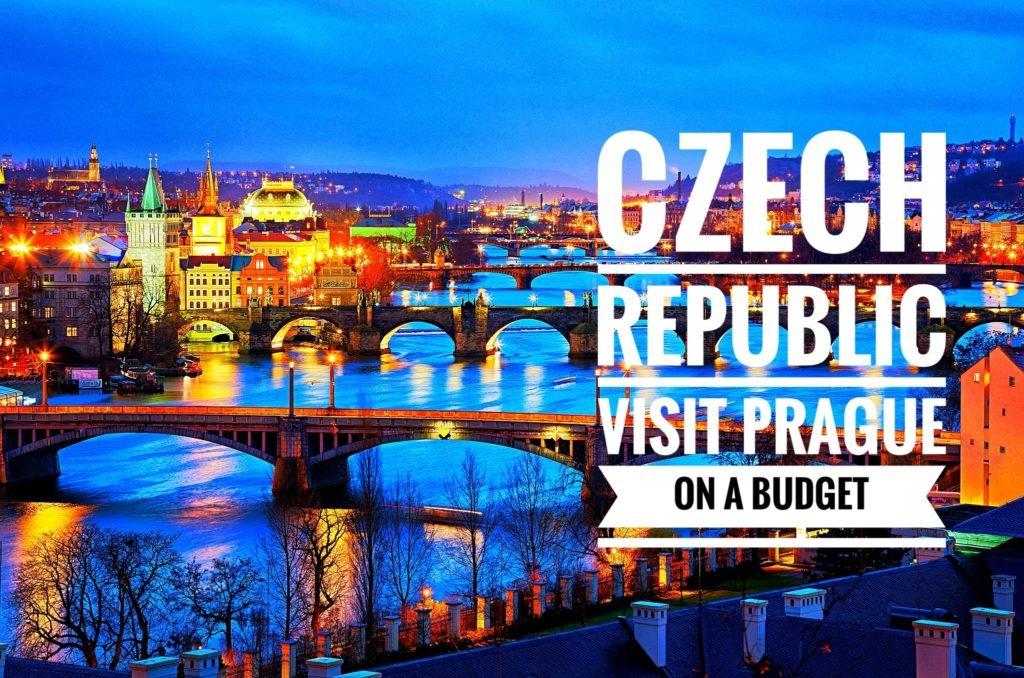 Pinterest Czech Republic visit prague on a budget city