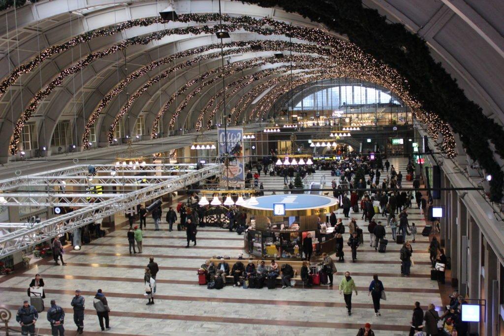 Centralna Stockholm Station