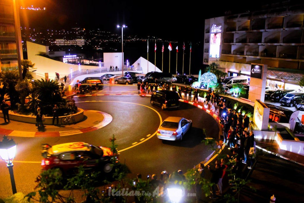 Gran Prix of Monaco - The circuit of Montecarlo, the most famous event in the French Riviera