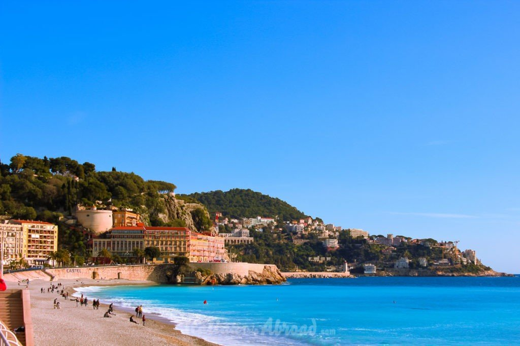 promenade des angles nice nizza on a budget