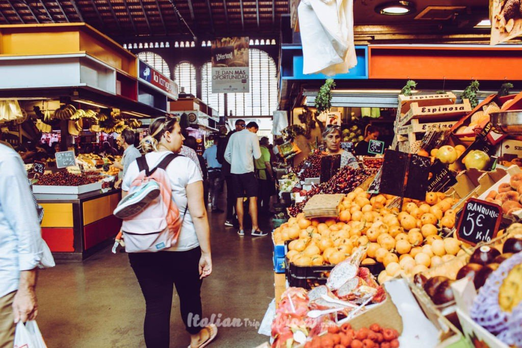 discover the market in malaga