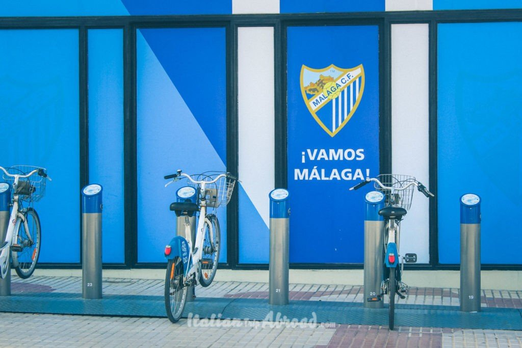 malaga rent a bike