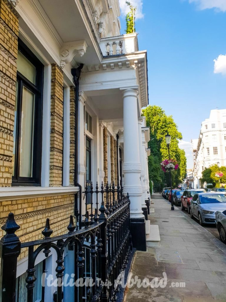Notting Hill London - London itinerary in 4 days