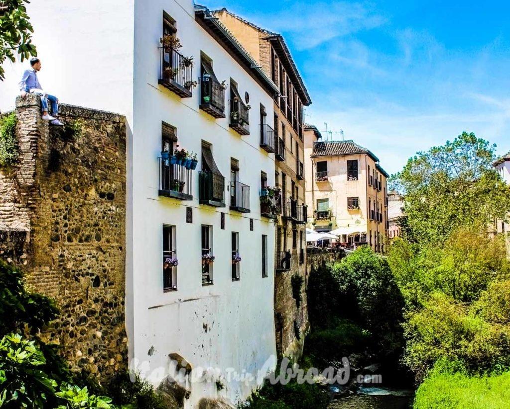 Paseo de los Tristed of Granada - 2 days in Graada