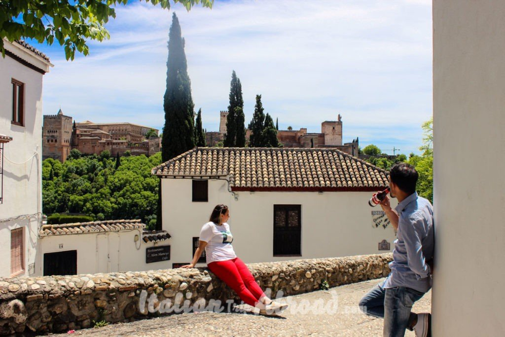 Granada off the beaten path -