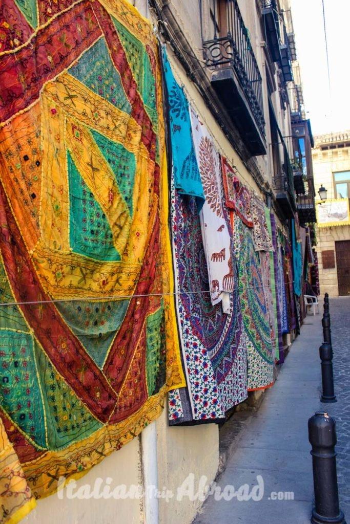 Souvenirs from Granada