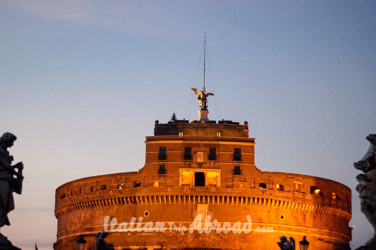 The best of Rome - Castel Sant'Angelo