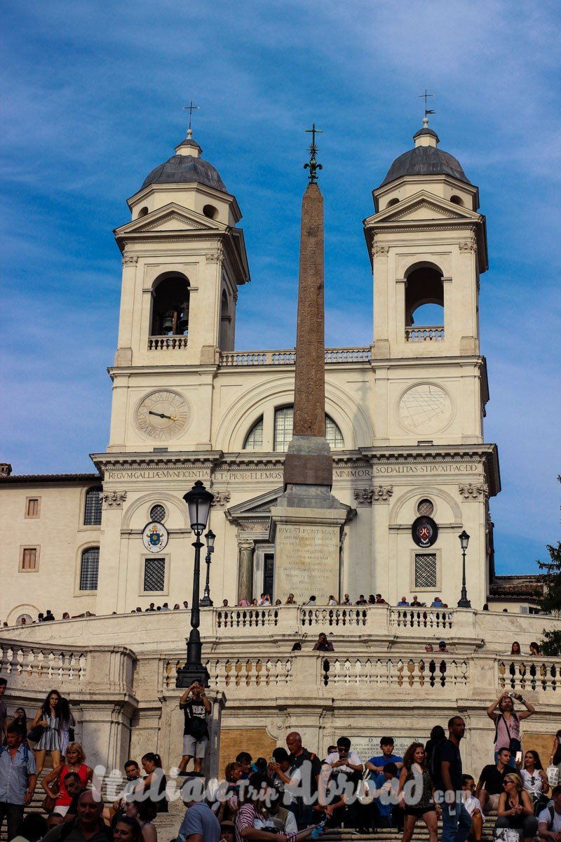 The best of Rome - Spanish Steps - Spanish stairs