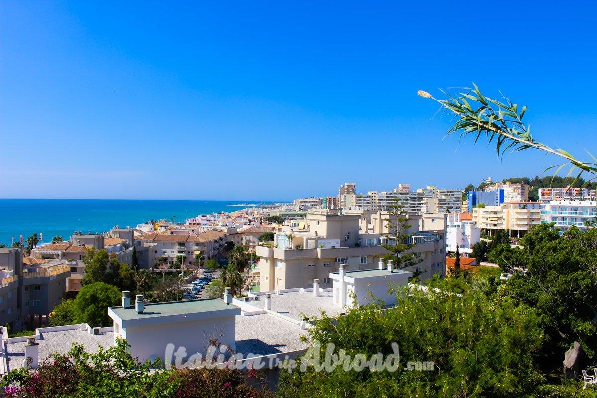 Landscapes of Pueblos Blancos in Costa del Sol - Best beaches in Costa del Sol