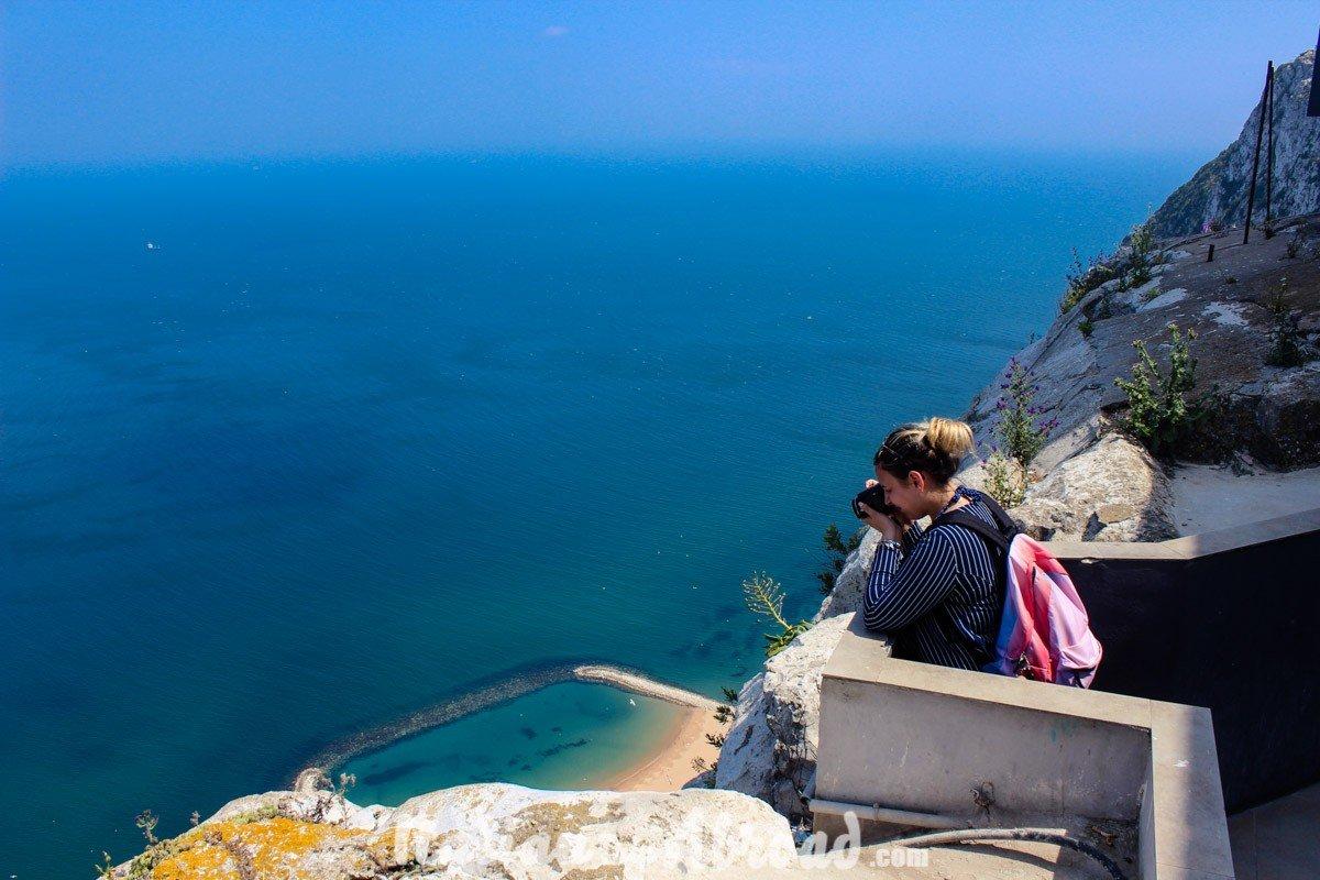 1 day in Gibraltar - Tour of Gibraltar - best photo spot gibraltar