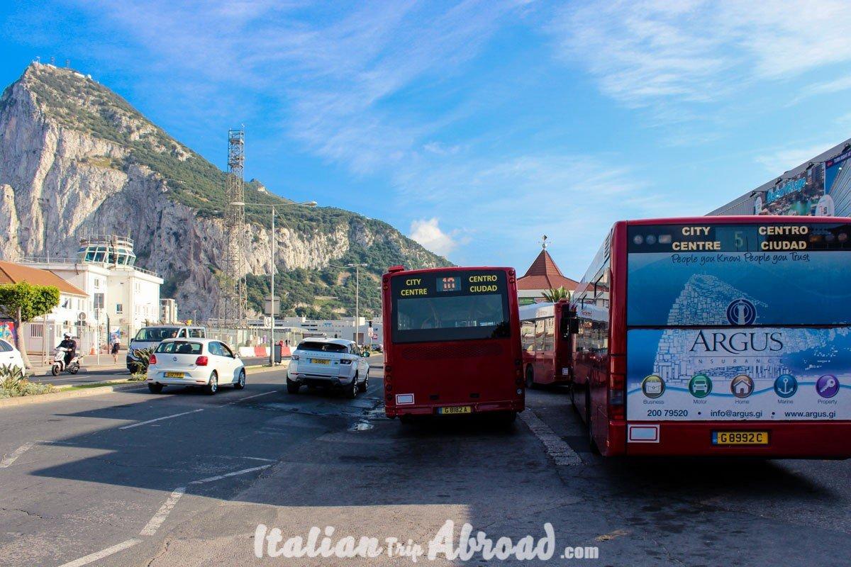 1 day in Gibraltar - Tour of Gibraltar - Bus Gibraltar