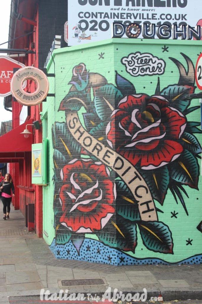 Shoreditch and Brick Lane - 0002