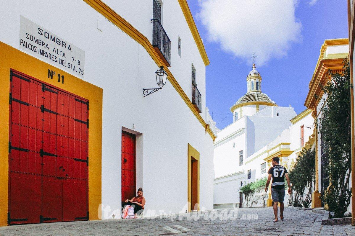 The beauty of Sevilla - Discover Sevilla - Instagram photo sevilla