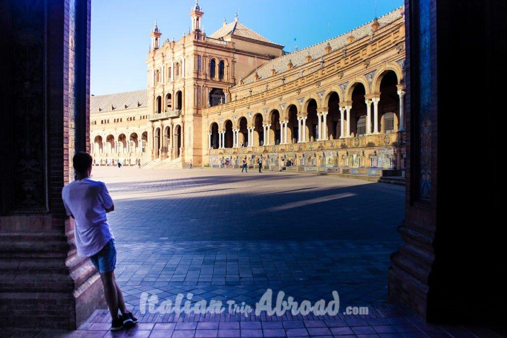 Seville Plaza de Espana | Spanish Bucket List