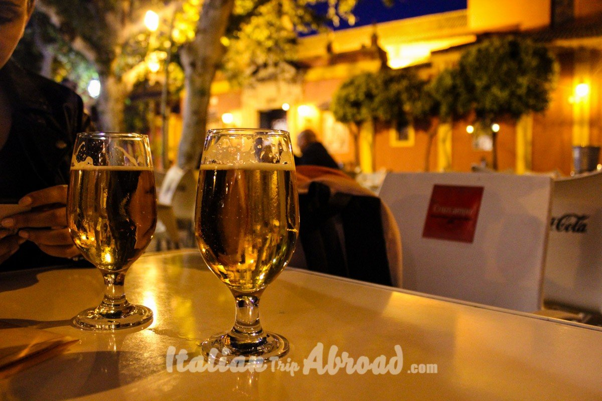 where eat and drink in Sevilla - Things to do in Seville at night