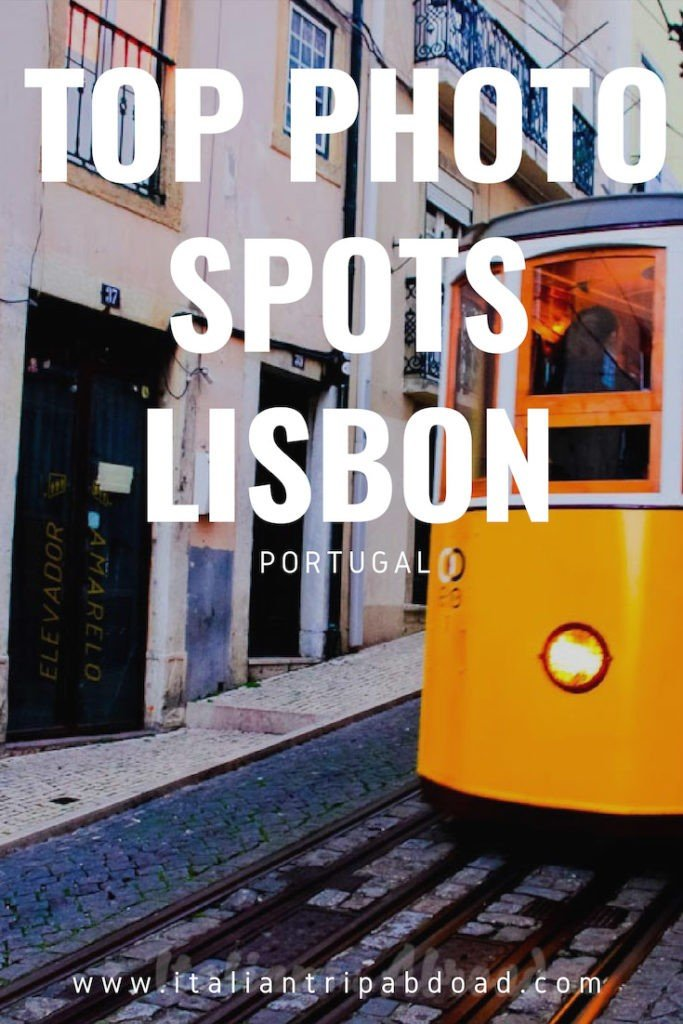 Top Photo Spots Lisbon - Instagrammable Lisbon - 3