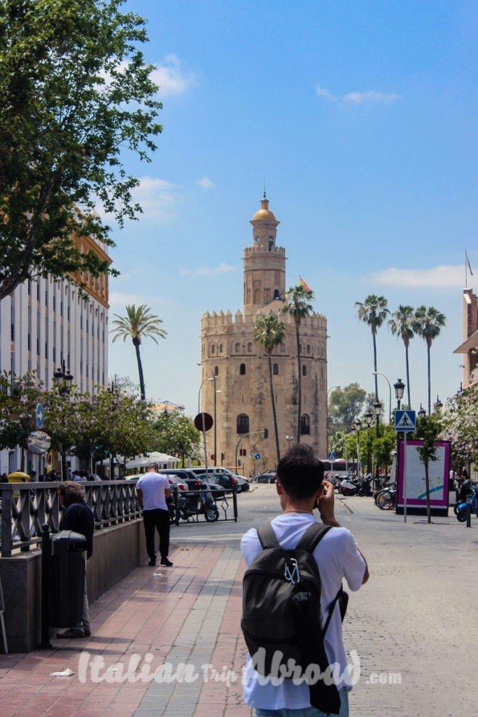Tore de l'oro - Sevilla - Andalucia Itinerary