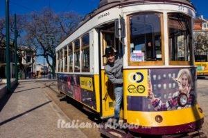 Lisbon - Tram 28 Lisbon