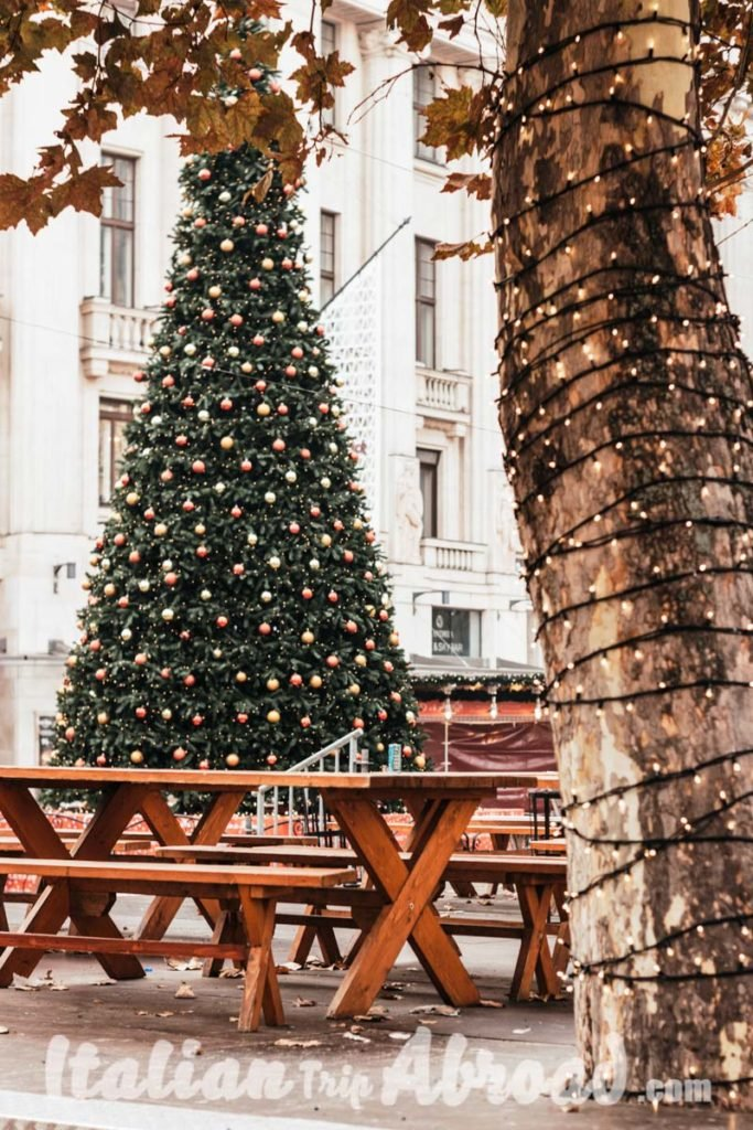 Budapest Christmas Tree - Magical Budapest in winter and Christmas Time