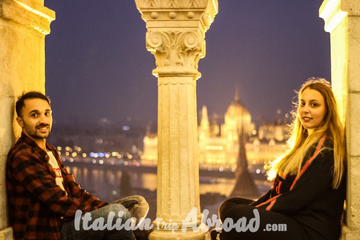 Top 10 things to do in budapest in winter - fishermain bastion