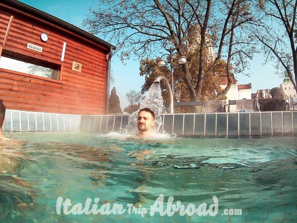 Budapest baths in winter - Gellert Bath Budapest - Top 10 photo spots in Budapest - Budapest in 2 days