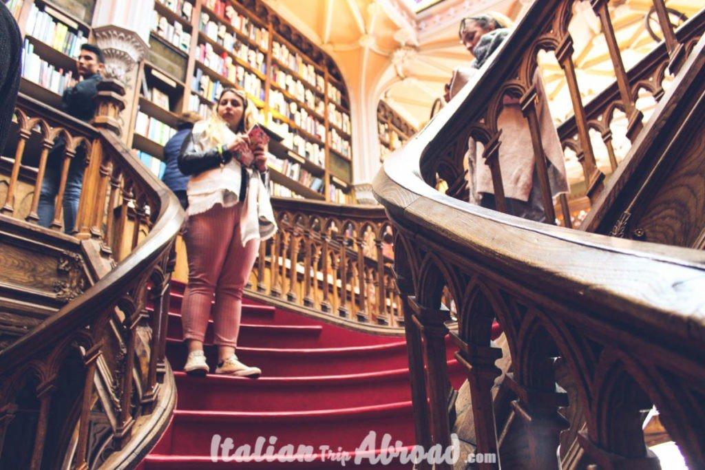 Livraria Lello - Lello's Library