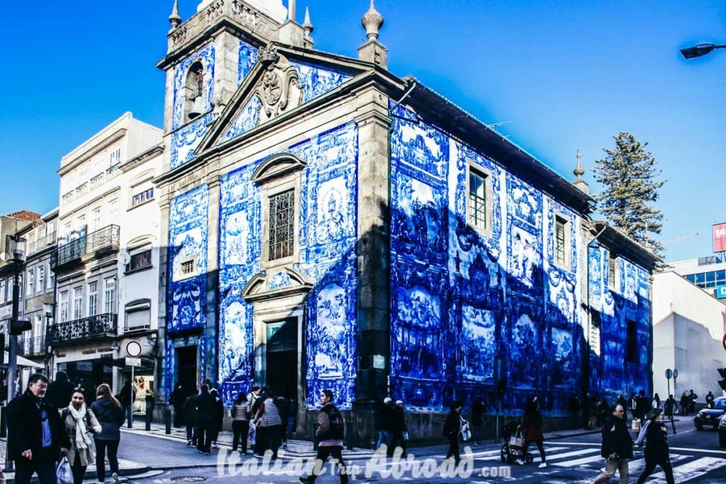 Do Carmo Church in Porto is one of the most beautiful churches in the world