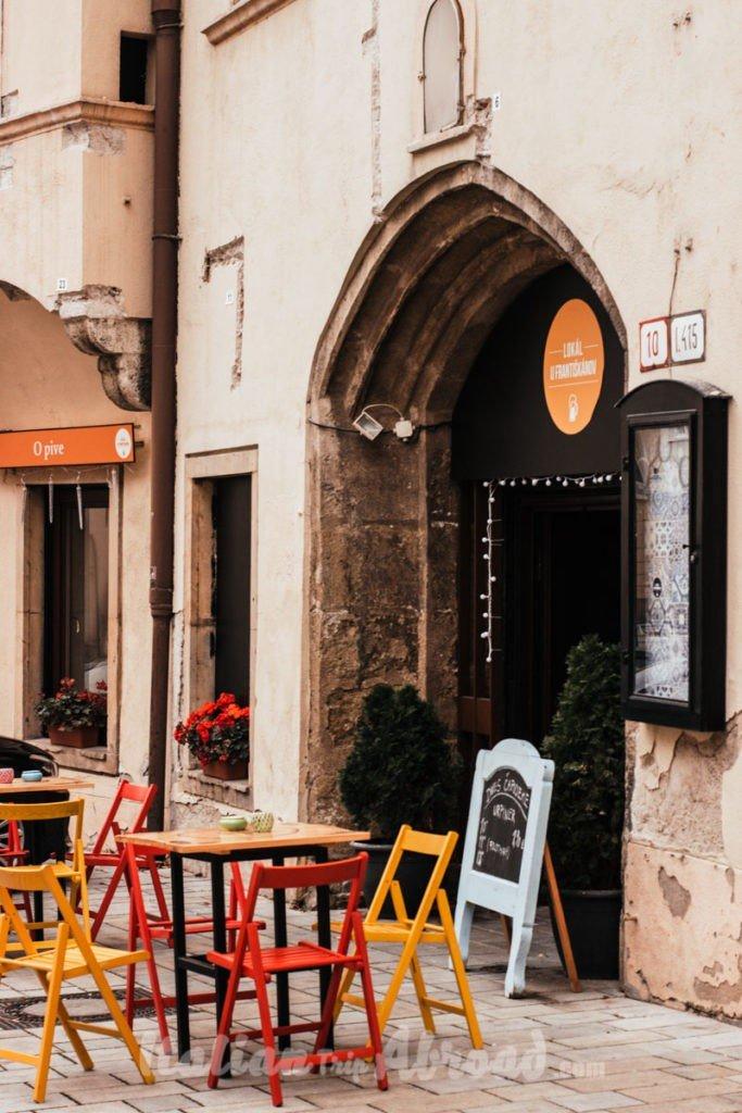 Where to eat in Bratislava