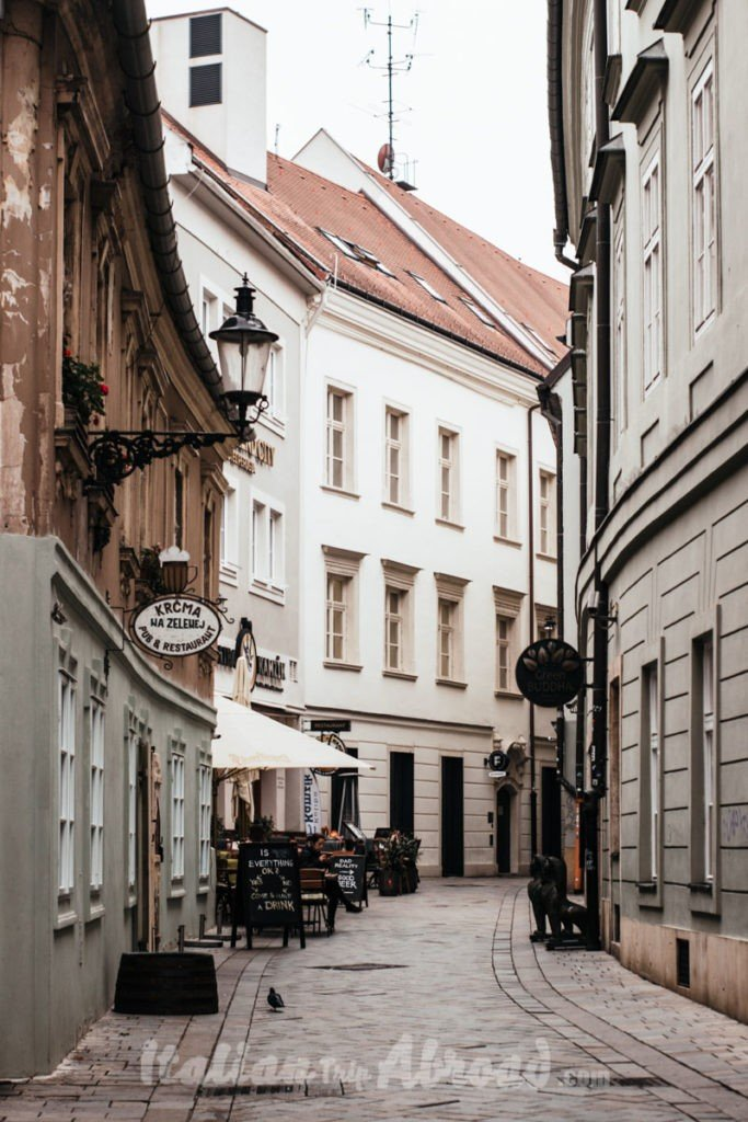 Old Town of Bratislava - One day itinerary in Bratislava