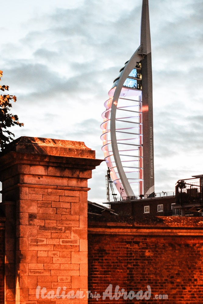 Portsmouth winter day trips from London