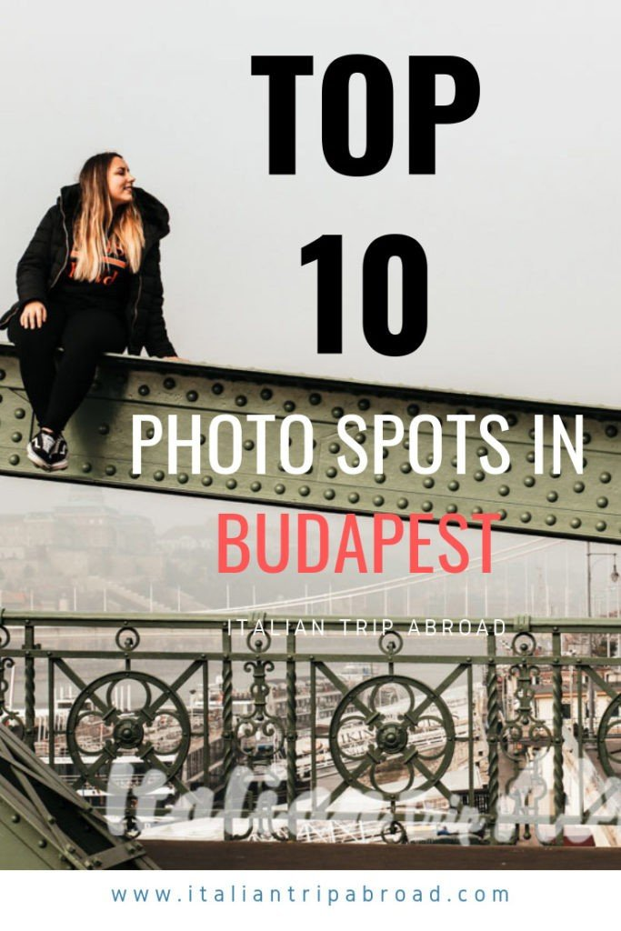 Top Photo Spots in Budapest