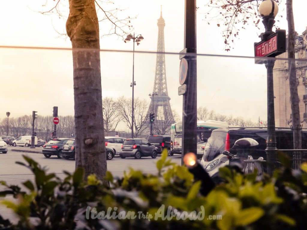 Best restaurants in Paris with view of Eiffel Tower