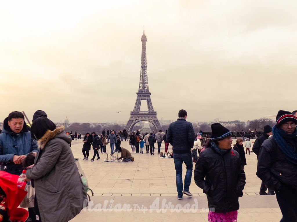 Tour Eiffel Paris - Trocadero - Instagrammable Paris