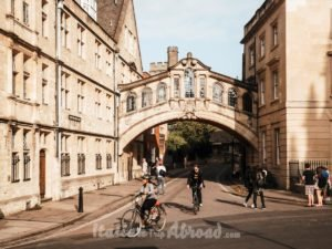 Oxford one day itinerary- day trip to oxford from London