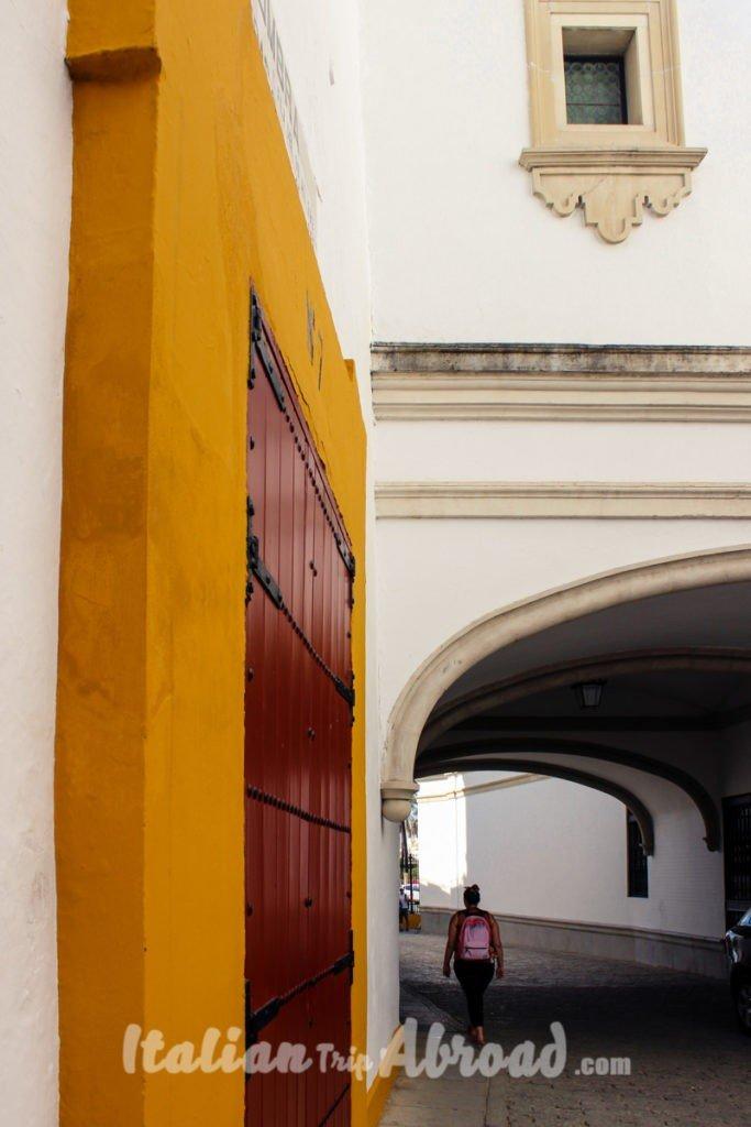 Plaza de Toros - Discover Seville