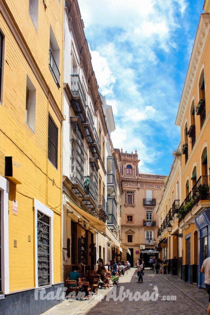 Seville itinerary 3 days | Citytrip Sevilla Tip 2