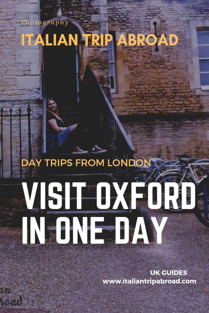 things to do in Oxford in one day