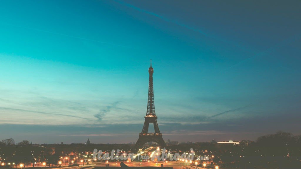France Paris Tour Eiffel Instagrammable Paris