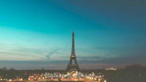 France Paris Tour Eiffel Instagrammable Paris
