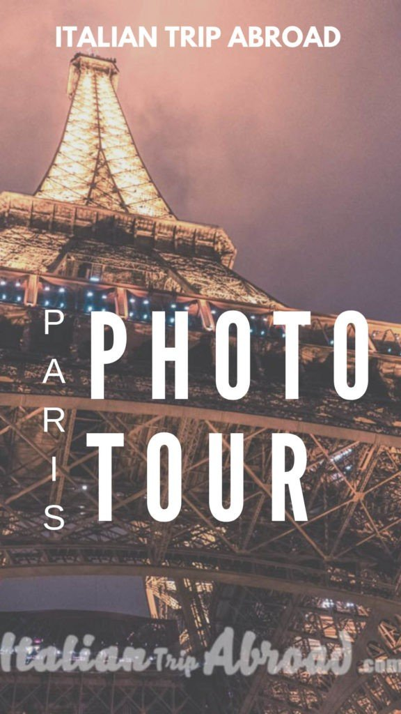 paris photo tour - the best photo from Paris - instagram worthy paris spots