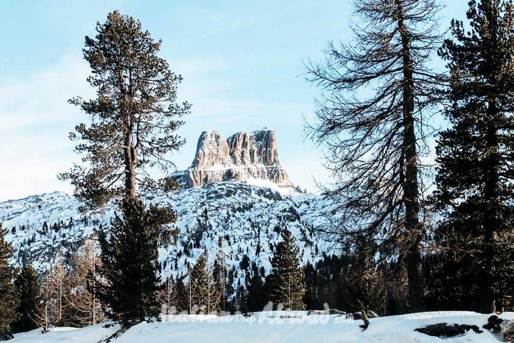 Dolomites slopes - Italy