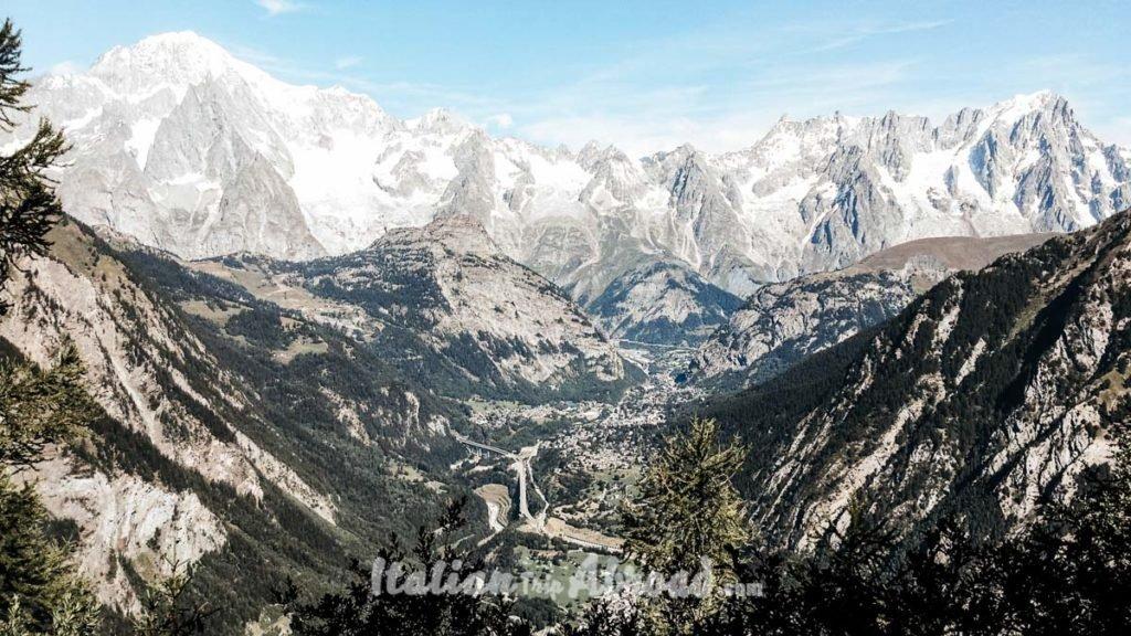 Lombardy Valtellina Valley Valley Bormio Alps