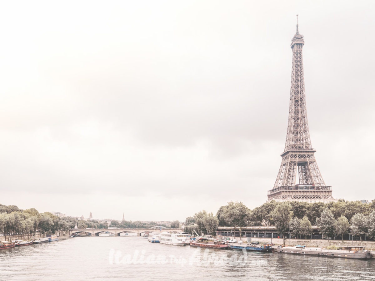 Top 15 Spots For The Best View Of The Eiffel Tower Paris
