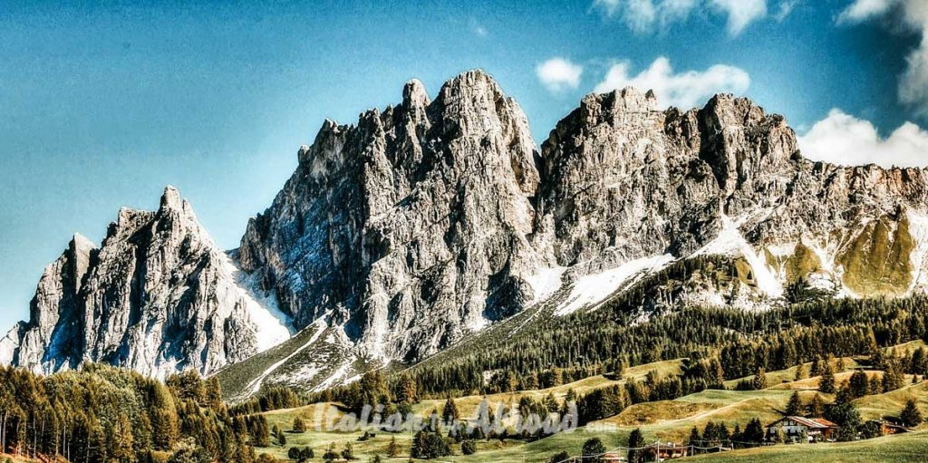 Best Ski chalet in Italy - Dolomites Alpine Cortina D'ampezzo Belluno Italy