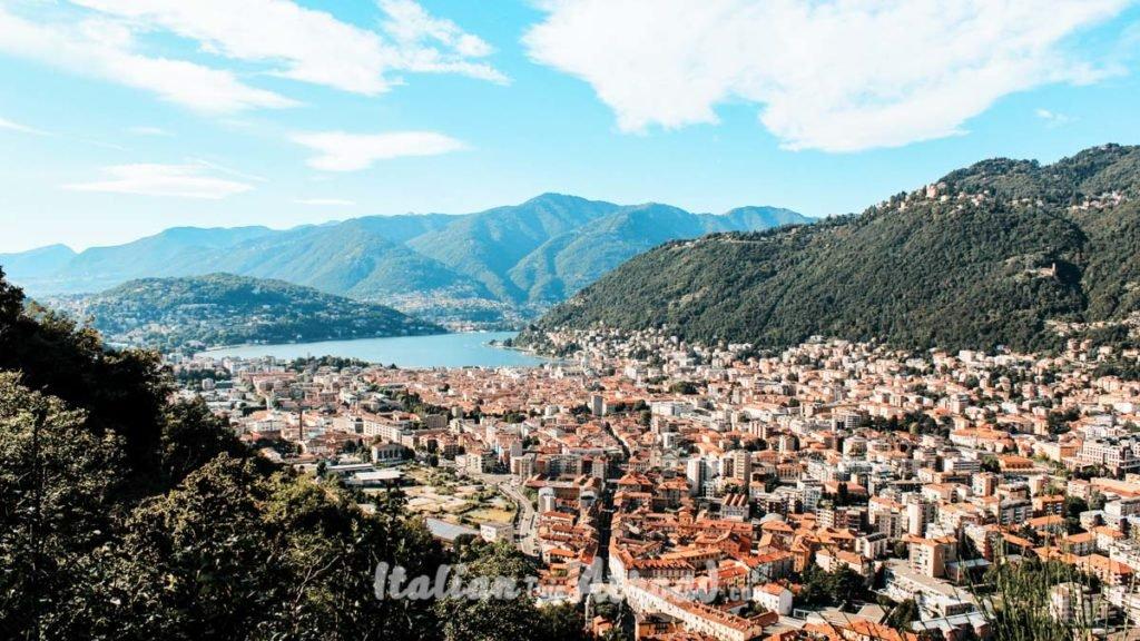 Lake Como Italy bucket list