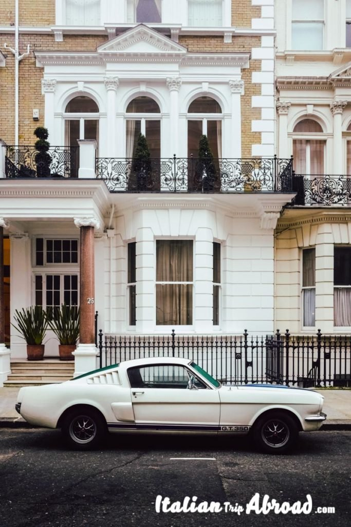 Prettiest streets in London - secret locations
