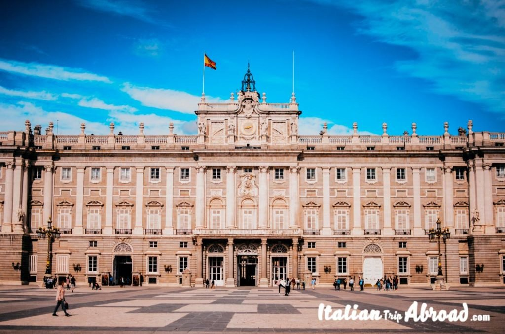 Royal Palace Madrid - Spain Travel Itinerary 2 weeks