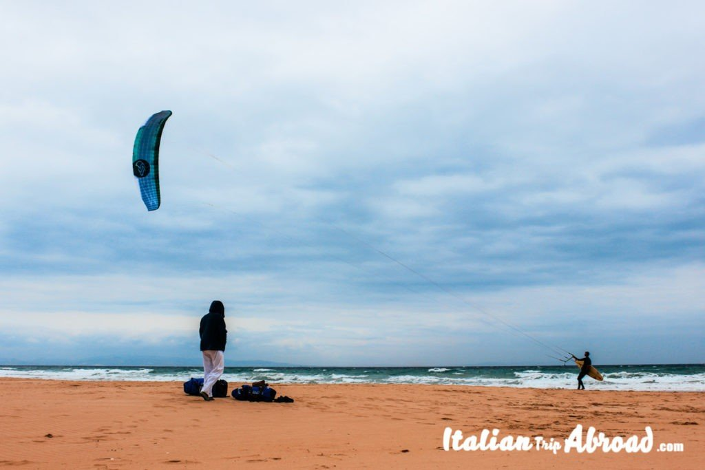 Tarifa-kitesurfing- Playa de Tarifa -the best of andalusia