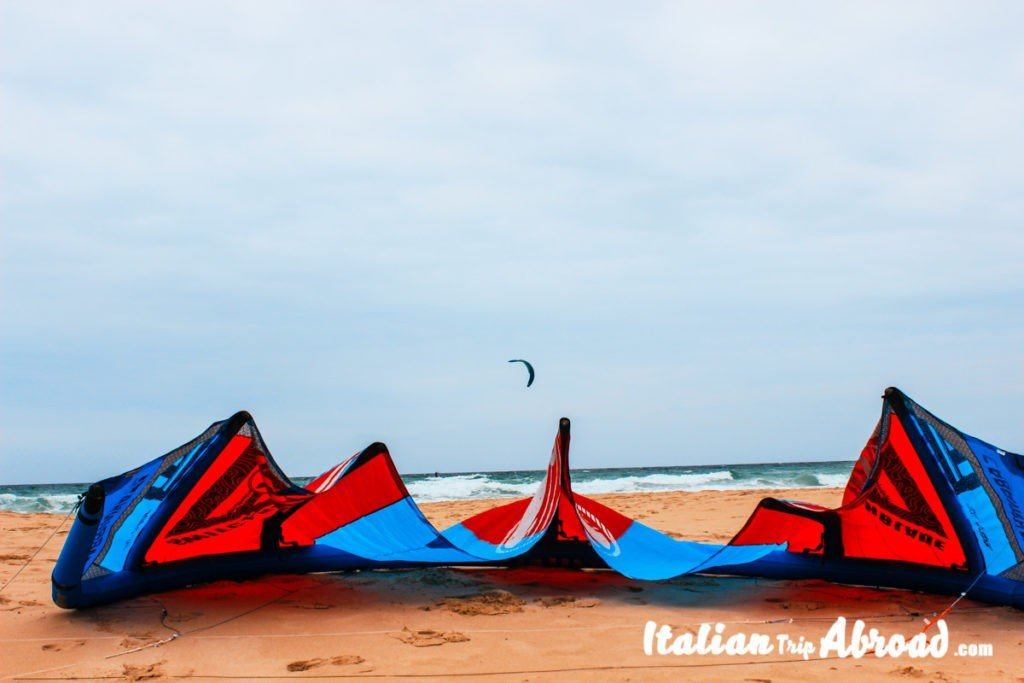 Kiteschool tarifa - South Spain - Andalucia